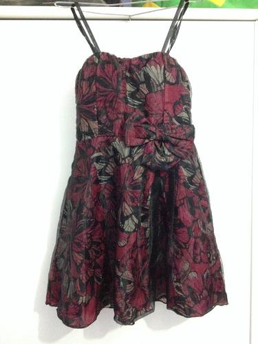 festa curto vestido