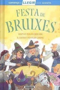 festa de bruixes (llegir amb susaeta - nivel 1) envío gratis