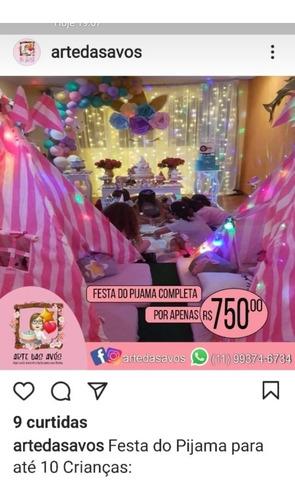 festa em casa