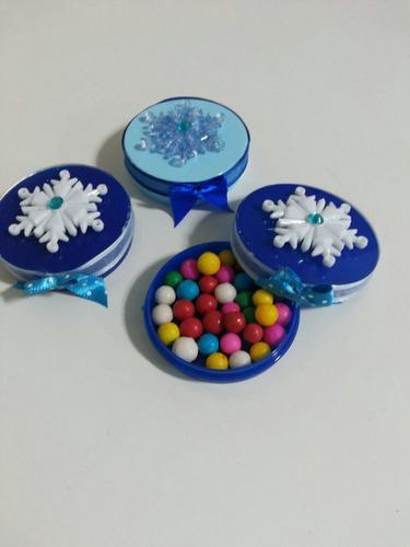 festa frozen personalizados floco de neve
