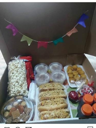 festa junina na caixa