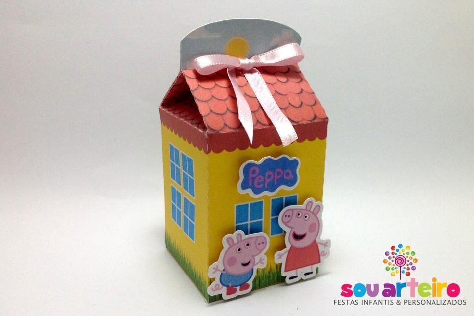 Festa Kit Peppa Pig Para Recortar E Imprimir Silhouette R 1 49