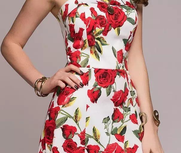 0f0fcdb0aa vestido festa longo floral vermelho branco cód 39 · vestido festa longo · festa  longo vestido