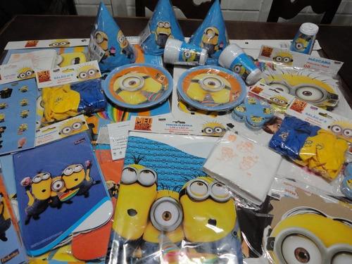 festa malvado favorito 08 crianças festinha casa/escola