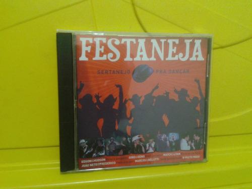 festaneja - sertanejo para dançar