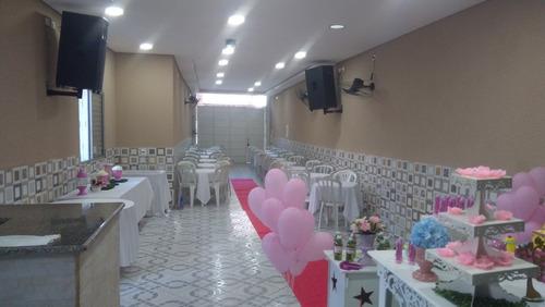 festas eventos salão
