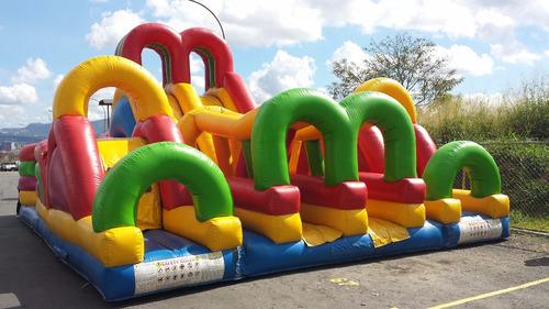 festejos travesuras colchones inflables mega grandes