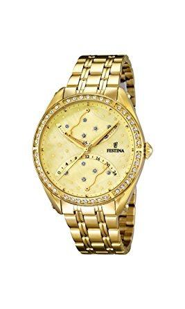 festina clásico de las señoras f / 2 reloj de pulsera para