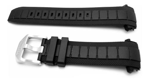 festina original correa de reloj negro f16970
