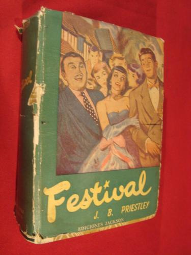 festival, j. b. priestley