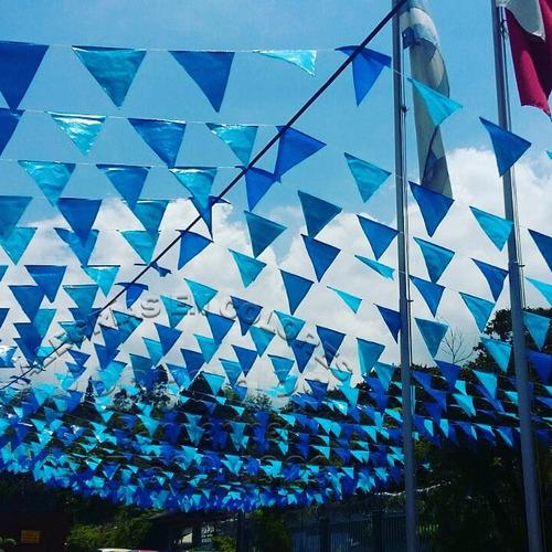 festones banderines fiestas y ferias