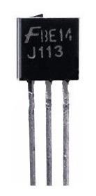 Transistor J Fet J201 - Peças e Componentes Elétricos