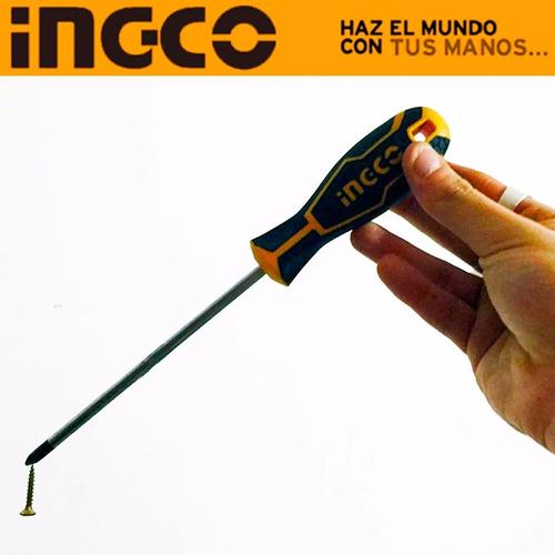 ff destornillador paleta ingco 150mm hs286150