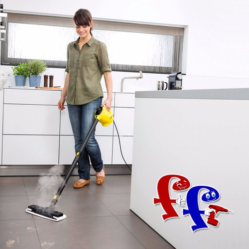 ff lavadora de vapor karcher 1200w 3bar sc1 + floor kit