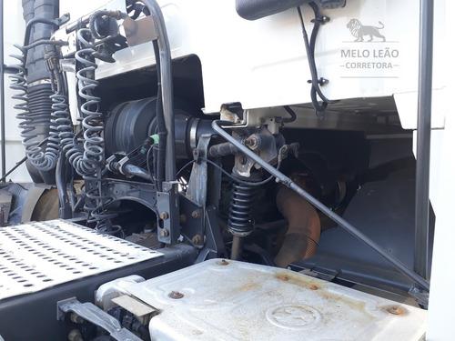 fh 420 euro5 shift - 12/12 - cavalo truck, cabine leito *