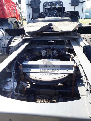 fh 420 euro5 shift - 12/12 - cavalo truck, cabine leito