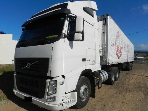 fh 440 6x2 2011 globetroter i-shift