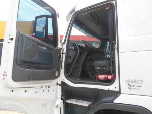 fh 460 2013 6x2 branco únido dono itália caminhões