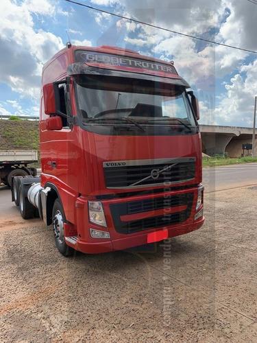 fh 460 6x2 2012 globetrotter i-shift