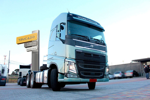 fh 540 6x4 2013 modelo 15 caminhão de amostra