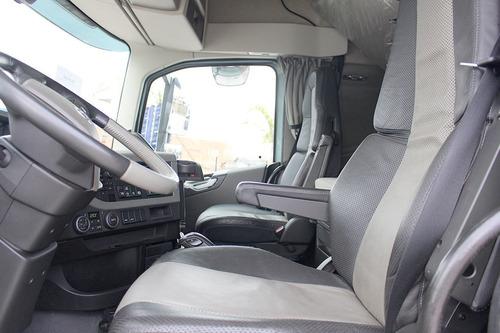 fh 540 6x4 2013 modelo 15 globetrotter caminhão de vitrine