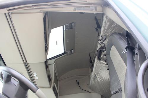 fh 540 6x4 2013/modelo 2015 - globetrotter nunca puxou peso!