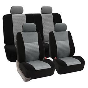 Elegant E370146 Gray Seat Cover