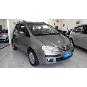 Fiat  Idea  2007  1.4 Elx Flex 5p
