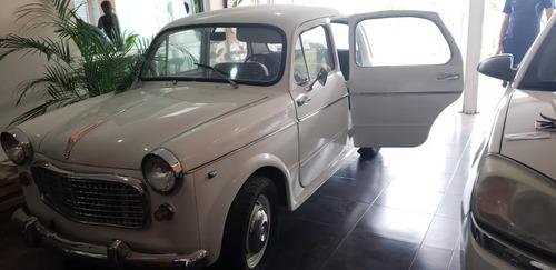 fiat 1100 1961 clasico unico