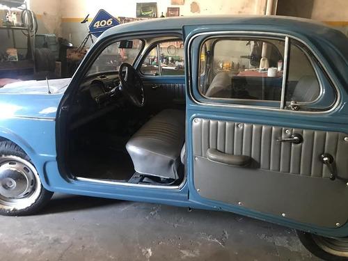 fiat 1100 año 1962 - juan manuel autos