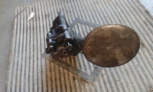 fiat 124 bomba de aceite