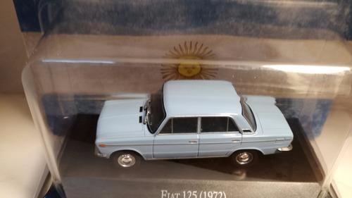 fiat 125 (1972) 1/43