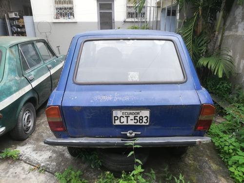 fiat 128 1975 station wagon 2 puertas