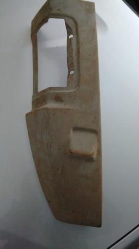 fiat 147 cantoneira lanterna traseira direito lata original