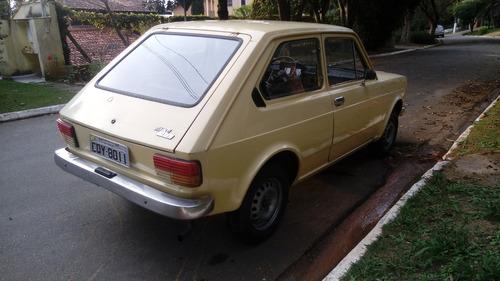 fiat 147 l 1050 1978