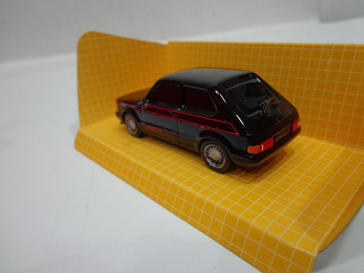 Fiat 147 Sorpasso Negro 1 43 Alucinante Replica 890 24 En