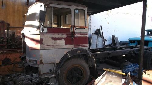 fiat 150 camion 1988 con faltantes
