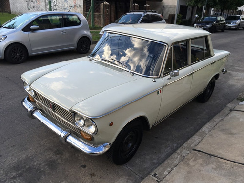fiat 1500 1967 impecable!!