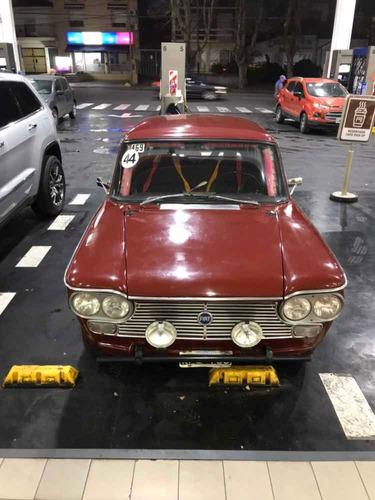fiat 1500  berlina 1967.  nada para hacerle