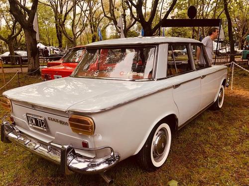 fiat 1500 berlina año 1966 original pro seven!!