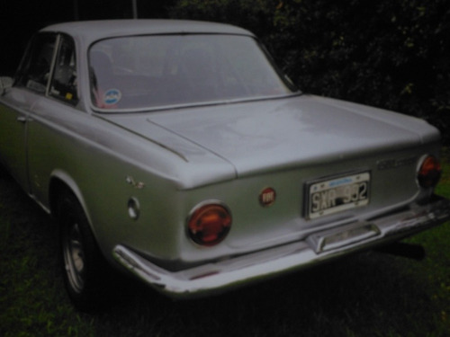 fiat 1500 coupé