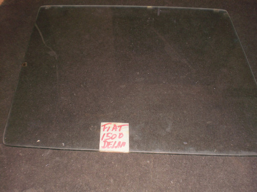 fiat 1500 cristal de puerta  delantera nuevo  original
