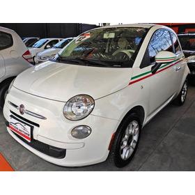 Fiat 500  Cult 1.4 8v Flex 4p Manual