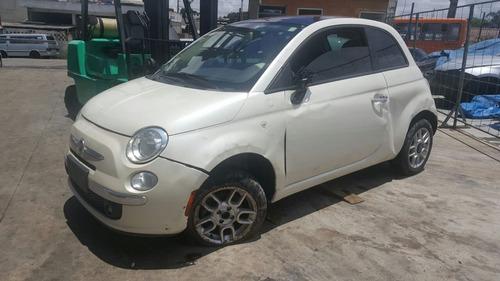 fiat 500 1.4 16v aut. 2p 2012 sucata para peças