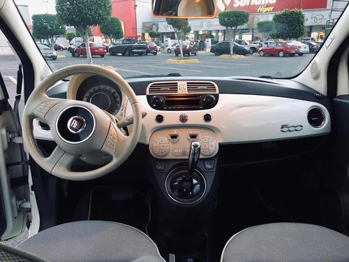 fiat 500 1.4 3p hb lounge dualtronic qc at 2009 autos puebla