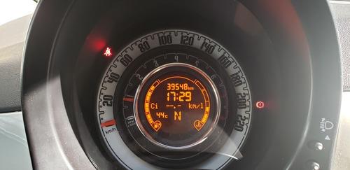 fiat 500 1.4 8v cabrio dualog