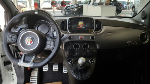 fiat 500 1.4 abarth 595 165cv stock fisico