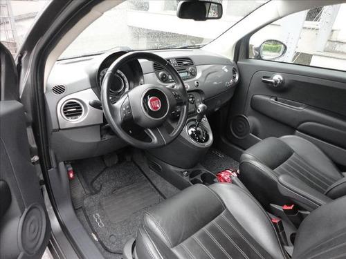fiat 500 1.4 cabrio 16v flex 2p automatizado