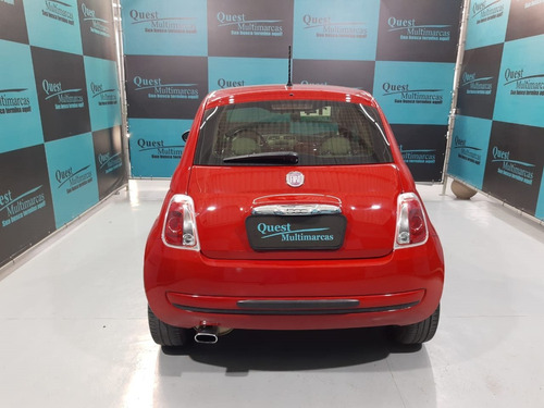 fiat 500 1.4 cult 8v flex 2p manual