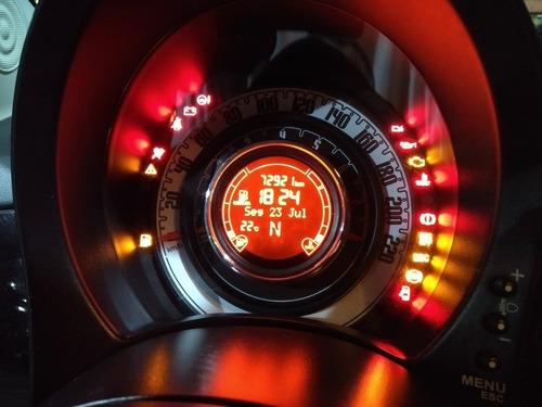 fiat 500 1.4 cult flex dualogic 3p 2011/2012